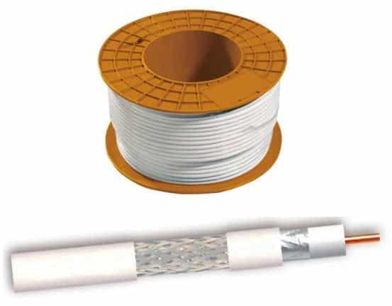 cable coaxial instalador antenas parabolicas valencia