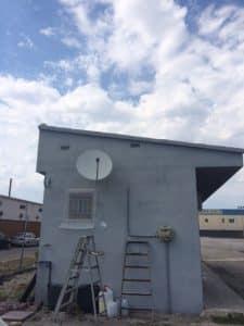 instalacion parabolica thor 1002