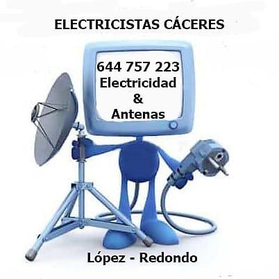 Electricistas en caceres
