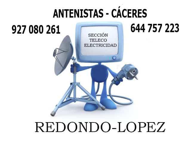 Antenistas Cáceres