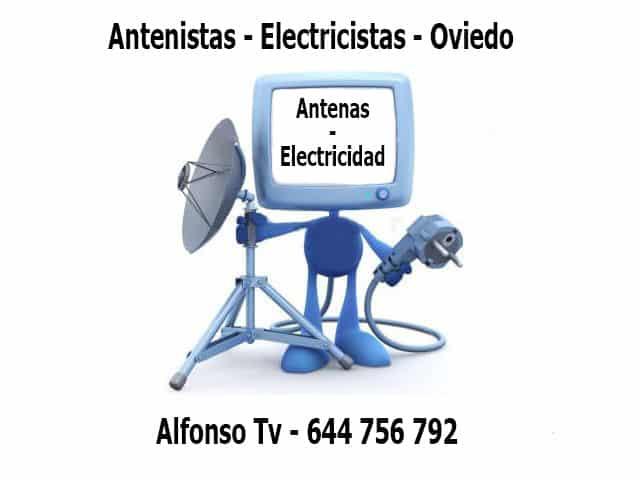 antenas oviedo electricidad